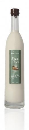Cream de coconut