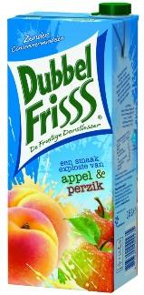 Dubbel Frisss Appel Perzik