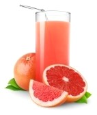 Grapefruit limonade
