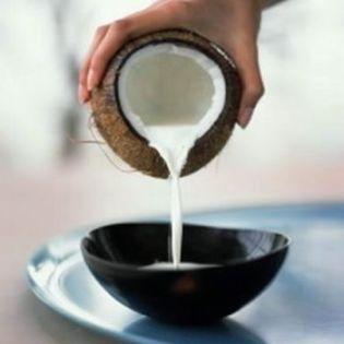 Kokos melk