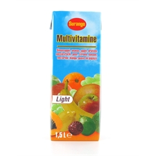 Multi vitaminen drank
