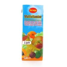 Multi vitaminen drank